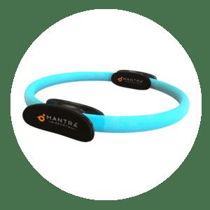MANTRA SPORTS Pilates Ring Magic Fitness Circle