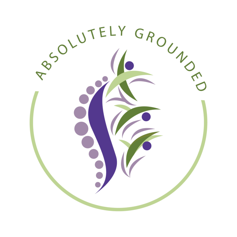 Absolutely Grounded Logo