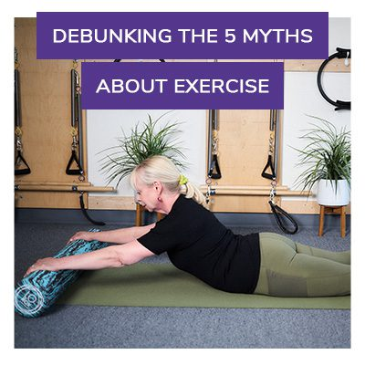 Debunking The 5 Myths About Exercise