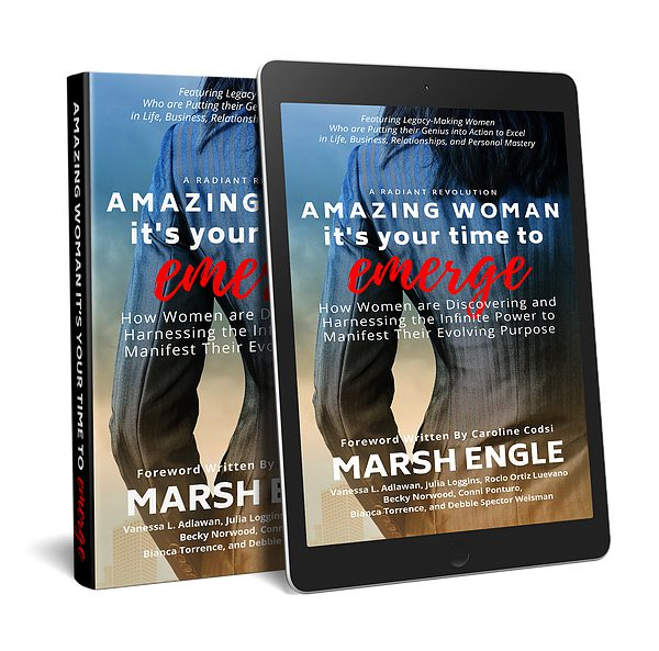 Amazing Women It's your time to Emerge