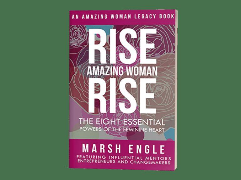 Rise Amazing Woman Rise